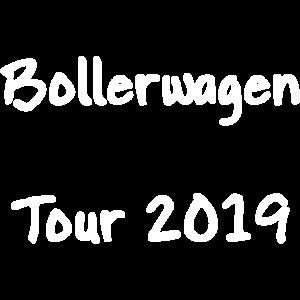 Bollerwagen Tour 2019