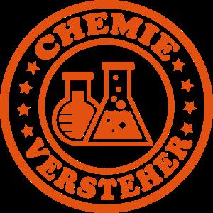 Chemie-Versteher (Stempel)