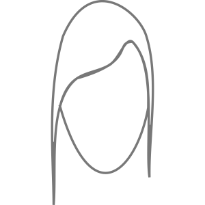Jungfrau ~ minimalistische Tierkreis-Reihe