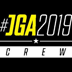 jga hashtag 2019 crew
