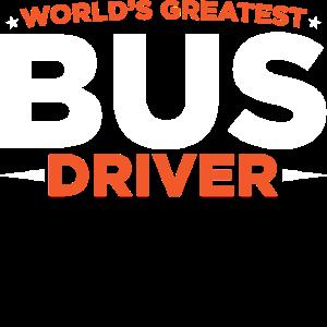 Bester Busfahrer Geschenk
