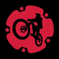 MTB Mountainbike sprung Kettenblatt