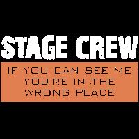 Stage Crew | Bühnenarbeiter | Roadie