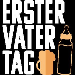 Mein Erster Vatertag   Bier Papa Vatertagsgeschenk