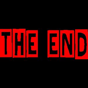 The End End finish Ende zuende Fertig Final