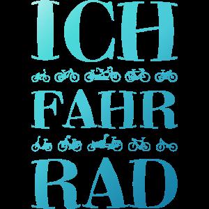 Fahrrad Spruch Radfahrer Fahrradfahrer Rennrad MTB