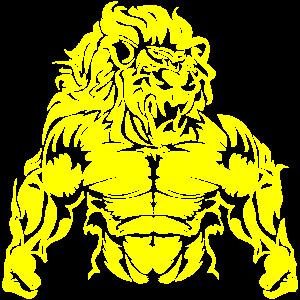 löwe beast bodybuilding