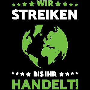 Fridays for Future Klimaschutz Umwelt Planet Erde