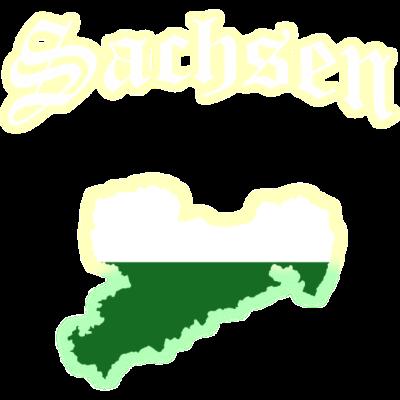 Sachsen - Schsen leuchtend - zwickau,osten,ossi,leipzig,görlitz,flagge,dresden,chemnitz,bundesland,Sachsen