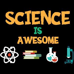 Wissenschaft ist großartig