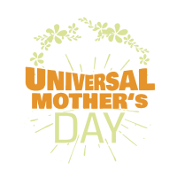 Universal Mothers Day Souvenir, Gift, Gift Idea