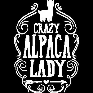 Alpaka Geschenk Frauen Mädchen