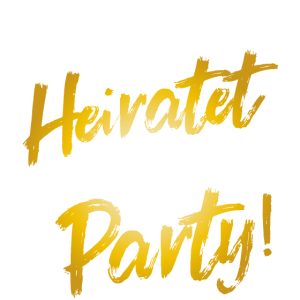 er heiratet wir machen party