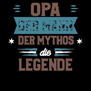 Opa, Mann, Mythos Legende T-Shirt