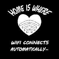 Heimat Verbindung Internet Lustig