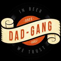 DAD GANG   In beer we trust Vintage   Geschenkidee