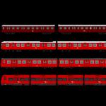 DSB S-toghistorie