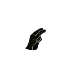 Hand Abstrake Kunst