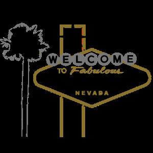 Las Vegas (fabulous with palm)
