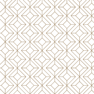 Goldene geometrische Quadrate