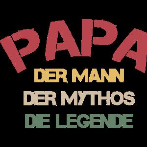 Papa Vater Vatertag Dad
