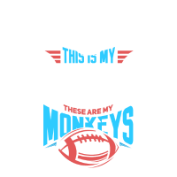 American Football these is my circus monkeys
