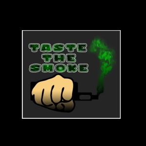 taste the smoke