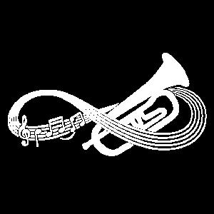Trompete Infinity Musikinstrument