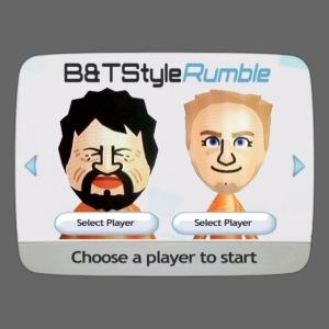 B TStyle Rumble