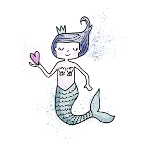 Meerjungfrau Kidz