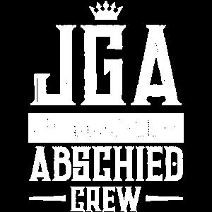 junggesellen abschied crew