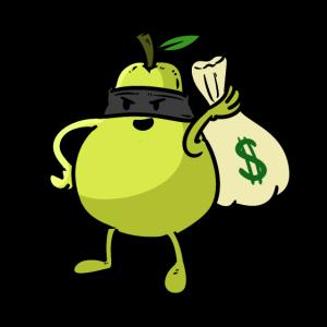 Pear Robs money Pear Robs Geld