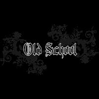 Old School Motive mit Verzierung