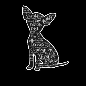 Chihuahua-Design für Männer, Frauen und Kinder