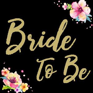 Bride to be Braut Shirt