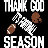 Thank God It's Football Season