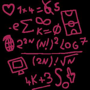 Nummer der mathematischen Formel