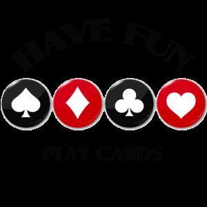 Kartenspiel Shirt