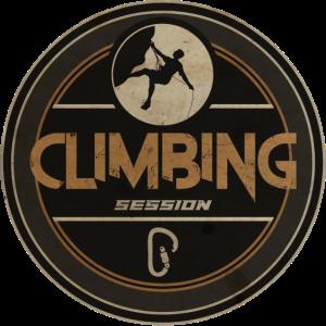 Klettersitzung