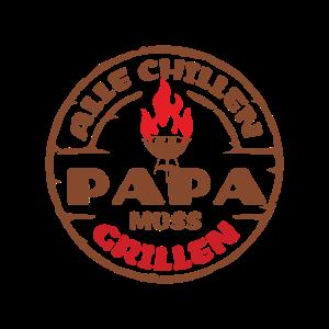 Papa muss grillen Grillspruch