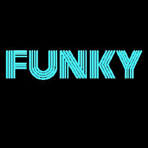 Funky Disco Musik Tanzen