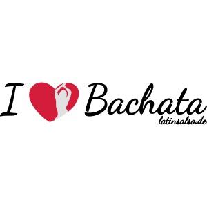 i love bachata black