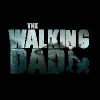 The Walking Dad Fisch Angler Angeln