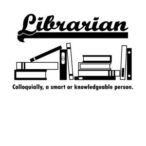 0332 Librarian Cool saying