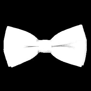 Bow-Tie Fliege Weiß