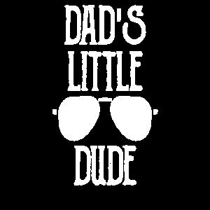 Papas kleiner Kerl I Vatertag Geschenk Sohn