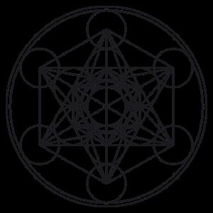 Metatrons Würfel, Heilige Geometrie, Spiritualität