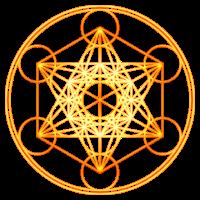 Metatrons Cube Heilige Geometrie Mathematik Würfel