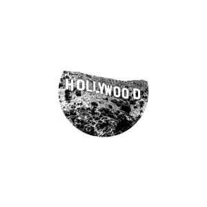 Los Angeles Hollywood Stempel - Kalifornien USA