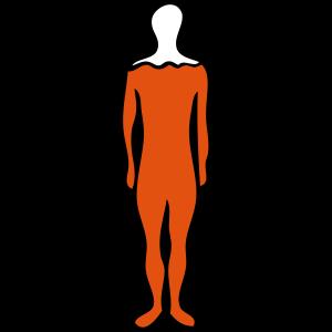Mann stehend Silhouette Alkohol